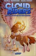 Cloud Riders Princess Leilani and the Wind Spinners GN (2017 Hashtag Comics) 1-1ST