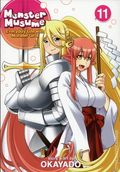 Monster Musume GN (2013- Seven Seas Digest) Everyday Life with Monster Girls 11-1ST