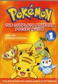 Pokemon The Complete Pokemon Pocket Guide SC (2017 Viz) 2nd Edition 1-1ST