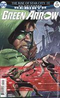 Green Arrow (2016 5th Series) 21A