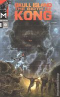Kong Skull Island Official Comic Series (2017) 1