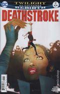 Deathstroke (2016 3rd Series) 17A