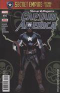 Captain America Steve Rogers (2016) 16A