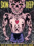 Skin Deep GN (1992 Penguin Books) Tales of Doomed Romance by Charles Burns 1-1ST