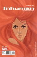 Inhuman (2014 Marvel) 12B