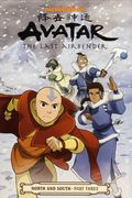 Avatar The Last Airbender North and South GN (2016 Dark Horse) 3-1ST