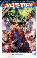 Justice League TPB (2017 DC Universe Rebirth) 2-1ST