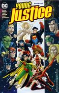 Young Justice TPB (2017 DC) Deluxe Edition 1-1ST