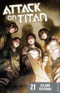 Attack on Titan GN (2012- Kodansha Digest) 21-1ST