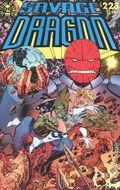 Savage Dragon (1993 2nd Series) 223A