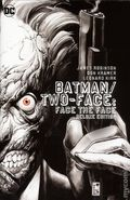 Batman/Two-Face Face the Face HC (2017 DC) Deluxe Edition 1-1ST