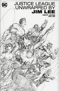 Justice League Unwrapped HC (2017 DC) By Jim Lee 1-1ST