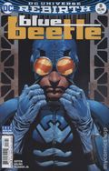 Blue Beetle (2016) 8B
