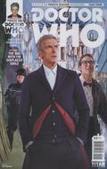 Doctor Who the Twelfth Doctor Year Three (2017) 2B