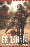 Britannia We Who Are About to Die (2017 Valiant) 1F
