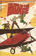Doc Savage Ring of Fire (2017 Dynamite) 2A