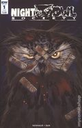 Night Owl Society (2017 IDW) 1SUB
