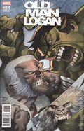 Old Man Logan (2016 Marvel) 22B