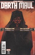 Star Wars Darth Maul (2017 Marvel) 3C