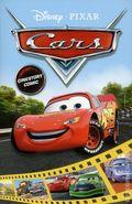 Cars Cinestory Comic GN (2017 Joe Books) Disney/Pixar 1-1ST