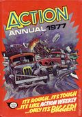 Action Annual HC (1976-1984 Fleetway) UK Edition #1977