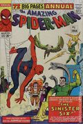 Amazing Spider-Man (1963 1st Series) Annual Canadian Edition 1