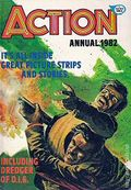 Action Annual HC (1976-1984 Fleetway) UK Edition #1982