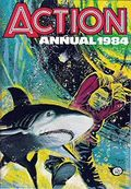 Action Annual HC (1976-1984 Fleetway) UK Edition #1984