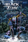 Black Flame Everyone Knows this is Nowhere GN (2017 Devil's Due/First Comics) 1-1ST