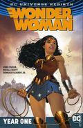 Wonder Woman TPB (2017 DC Universe Rebirth) 2-1ST