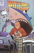 Back to the Future Biff to the Future (2016 IDW) 4SUB