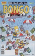 Bongo Comics Free-For-All (2005 Bongo Comics) FCBD 2017