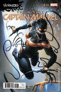Mighty Captain Marvel (2016 Marvel) 3XC