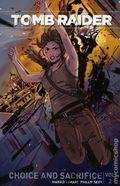 Tomb Raider TPB (2016- Dark Horse) By Mariko Tamaki 2-1ST