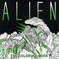 Alien The Coloring Book SC (2017 Titan Books) 1-1ST