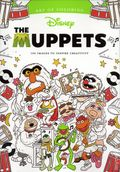 Art of Coloring Disney The Muppets SC (2017 Disney Editions) 1-1ST