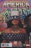 America (2017 Marvel) 2D