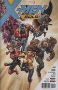 X-Men Gold (2017) 1J