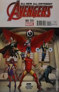 All New All Different Avengers (2015) 1LCSD