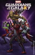 Marvel Universe Guardians of the Galaxy TPB (2016 Digest) 5-1ST