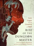 Rise of the Dungeon Master GN (2017 Nation Books) Gary Gygax and the Creation of D&D 1-1ST