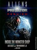 Aliens vs. Predator Requiem Inside the Monster Shop HC (2007) 1-1ST