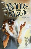 Books of Magic TPB (2017 DC/Vertigo Deluxe Edition) By John Rieber 1-1ST