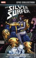 Silver Surfer The Infinity Gauntlet TPB (2017 Marvel) Epic Collection 1-1ST