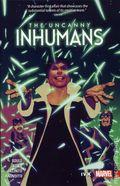Uncanny Inhumans TPB (2015-2017 Marvel) 4-1ST
