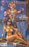 Van Helsing vs The Mummy of Amun Ra (2017) 5C