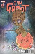 I Am Groot (2017 Marvel) 1B