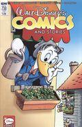 Walt Disney's Comics and Stories (2015 IDW) 738SUBA