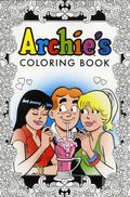 Archie's Coloring Book SC (2017 Archie Comics) 1-1ST