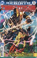 Teen Titans Lazarus Contract Special (2017) 1